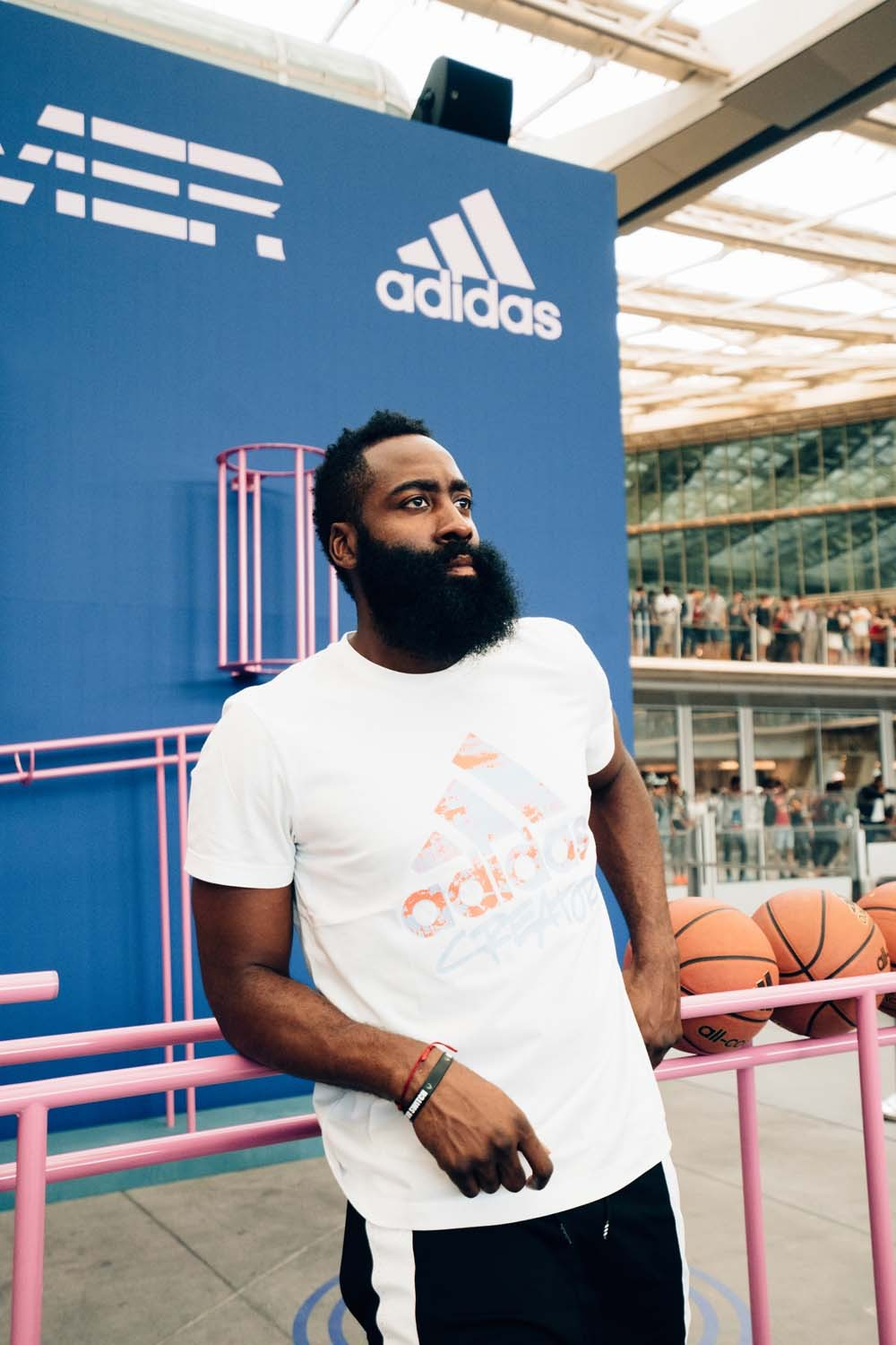 James Harden Take On Paris Tour Interview With HYPEBEAST France
