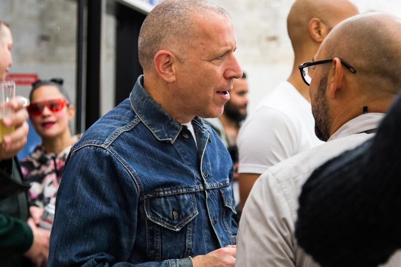 James Jebbia of Supreme Offers Rare Interview GQ magazine origins beginnings skatebrand lifestyle streetwear inside look bts