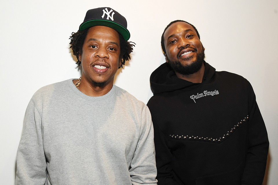 JAY-Z's Roc Nation Launches Meek Mill's Dream Chasers Label