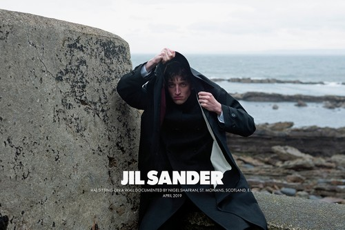 Jil Sander Heads to Scotland in Eclectic & Intimate FW19 Campaign