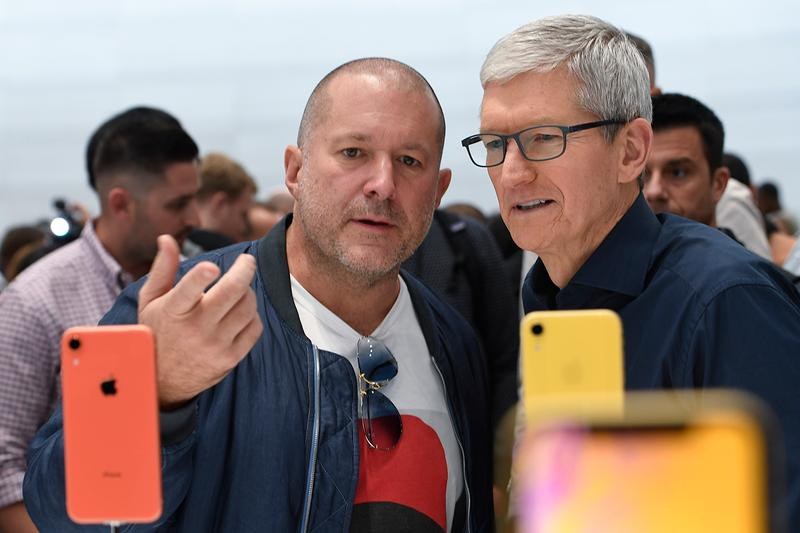 Jony Ive Apple Departure Chief Design Officer Tim Cook Cupertino Tech Exit Leave Company Announcement Rumors Eroding Product Magic