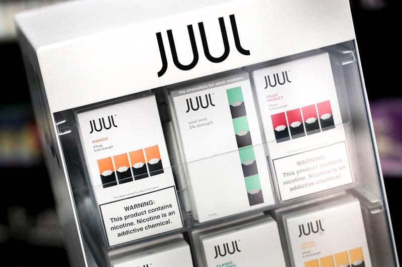 Juul Labs CEO Kevin Burns Adresses Teen Vaping Epidemic Apology Parents Vaping FDA