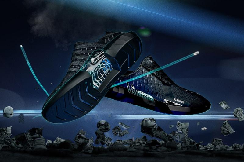 K-Swiss Drops First-Ever eSports Performance Sneaker