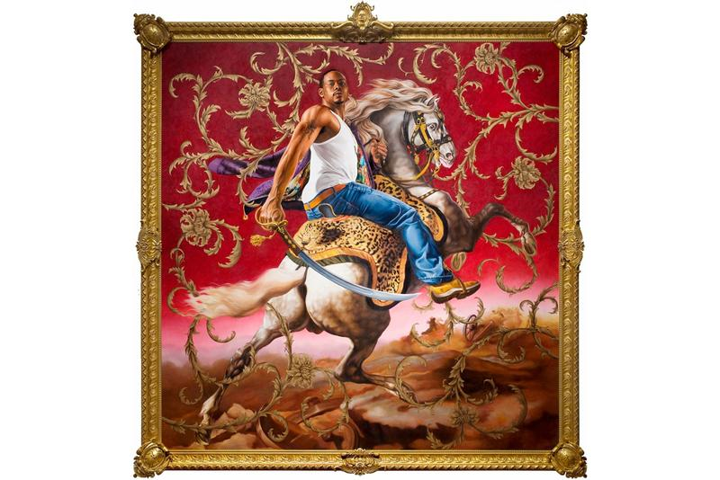 Kehinde Wiley Taps Creative Studio UAP for First Public Artwork, Set for Times Square