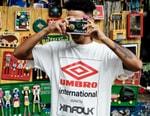 Kinfolk & Umbro Unite on Capsule Inspired by Rio de Janeiro's Youth