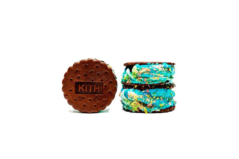 "KITH Treats Tokyo ""Natsu-Matsuri"" Collection capsule snacks ice cream cookie sandwich milkshake summer festival exclusive release date info july 7 2019"