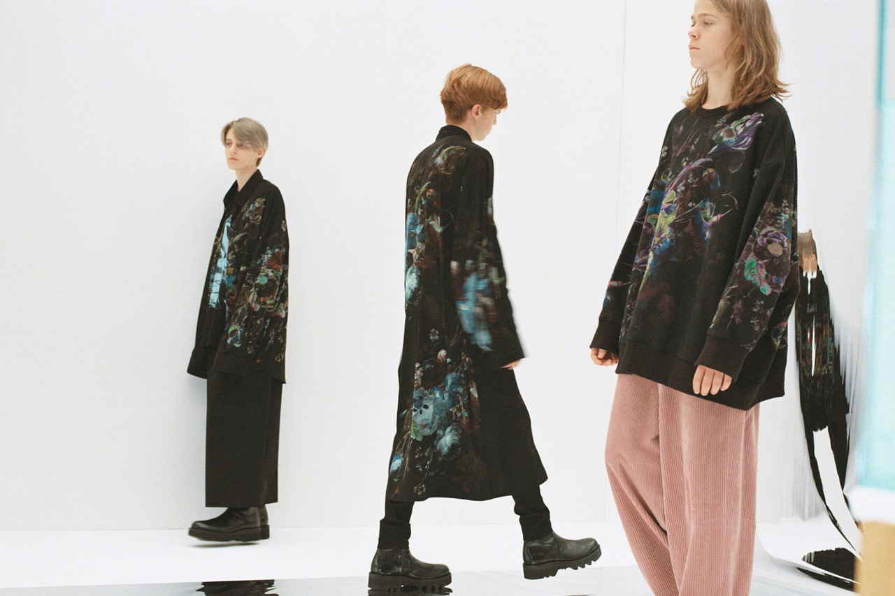 Lad Musician Fall/Winter 2019 Collection Lookbook fw19 japan tokyo shibuya menswear new disorder