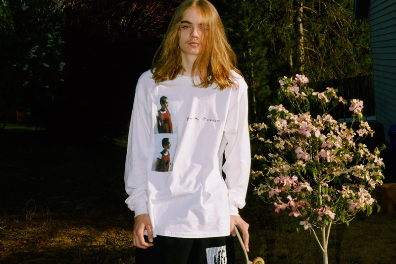 Larry Clark & F-LAGSTUF-F Link up for Graphic-Heavy Capsule That Nods to Delinquent Youth