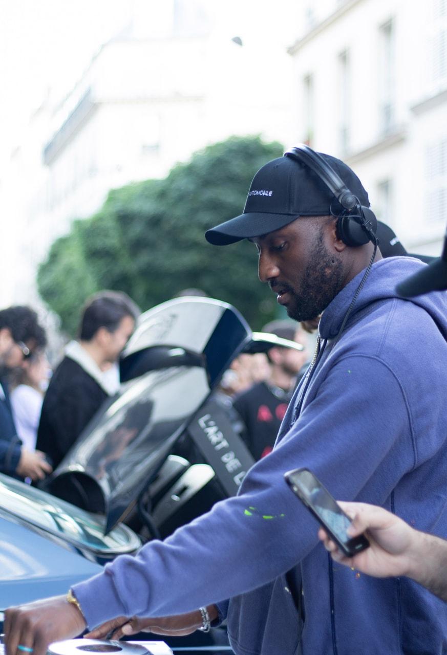 L'Art De l'Automobile Street Legal Cap Release Black Arthur Kar Paris Fashion Week Pop Up