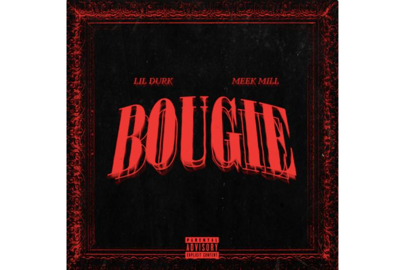 """Lil Durk Recruits Meek Mill For New Single """"Bougie"""""""