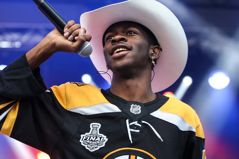 Lil Nas X Old Town Road 16 Weeks Billboard Hot 100 record billy ray cyrus
