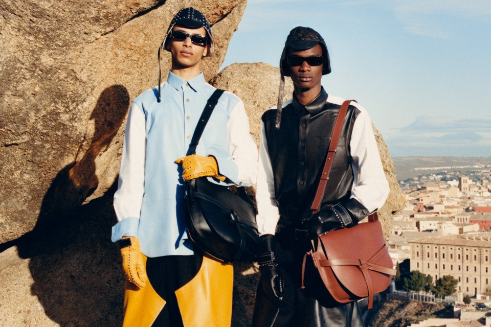 LOEWE Channels the Historic City of Toledo for FW19 Lookbook