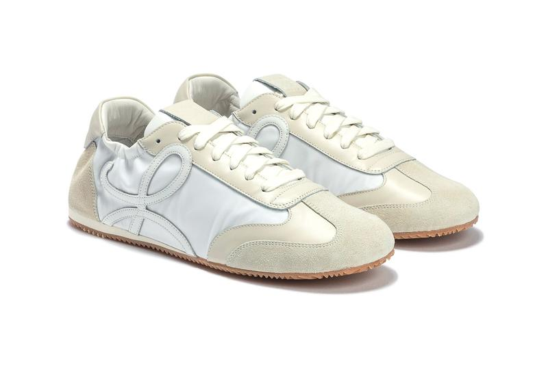 LOEWE Retro Sneaker Release Buy Black White Brown