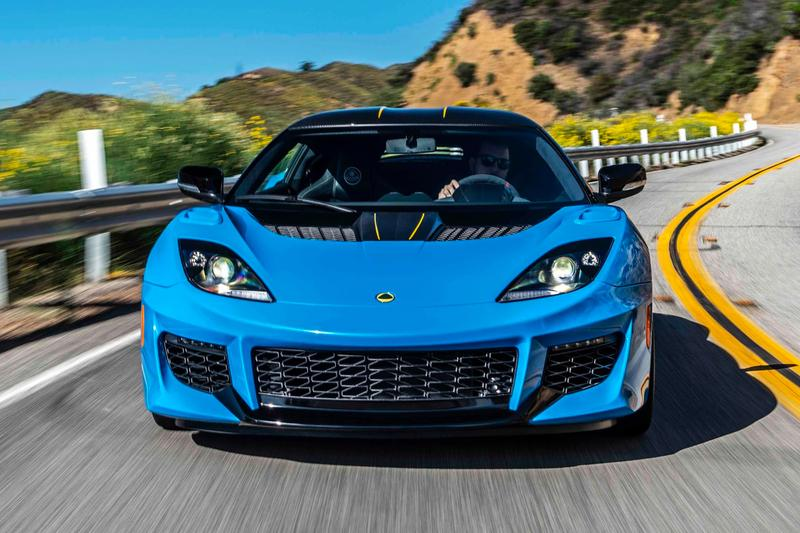 Lotus 2020 Evora GT North America Release Info racer racing cars speed luxury