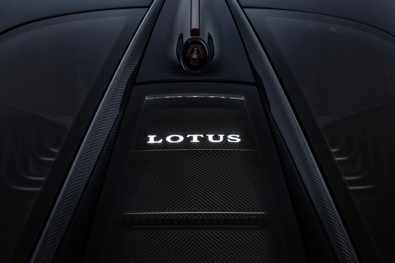 Lotus Evija Silver Red Black Blue Hypercar