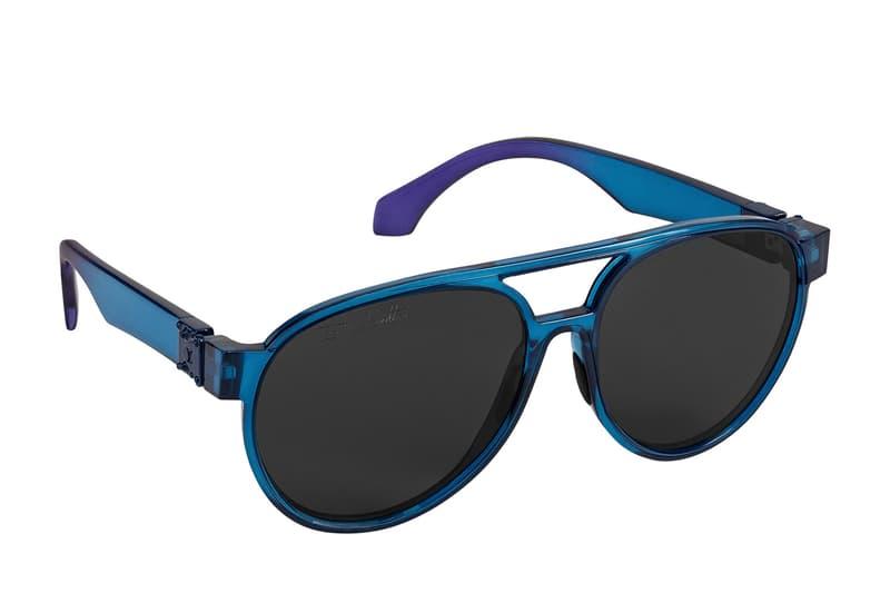 Louis Vuitton LV Rainbow Sunglasses Virgil Abloh Pilot Square Spring Summer 2019 Paris Accessories Shades Eyewear Lens temple