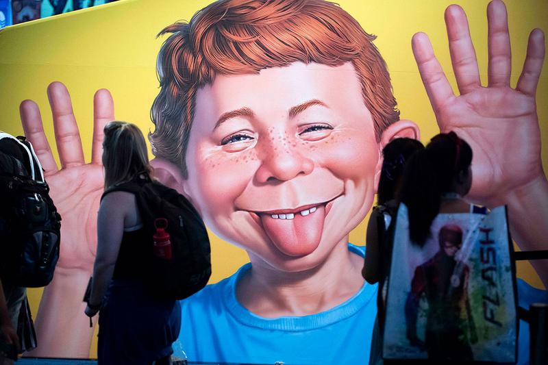 DC Comics to Stop Producing New 'MAD Magazine' issues newstands leave cancel special editions august 2019 alfred e neuman