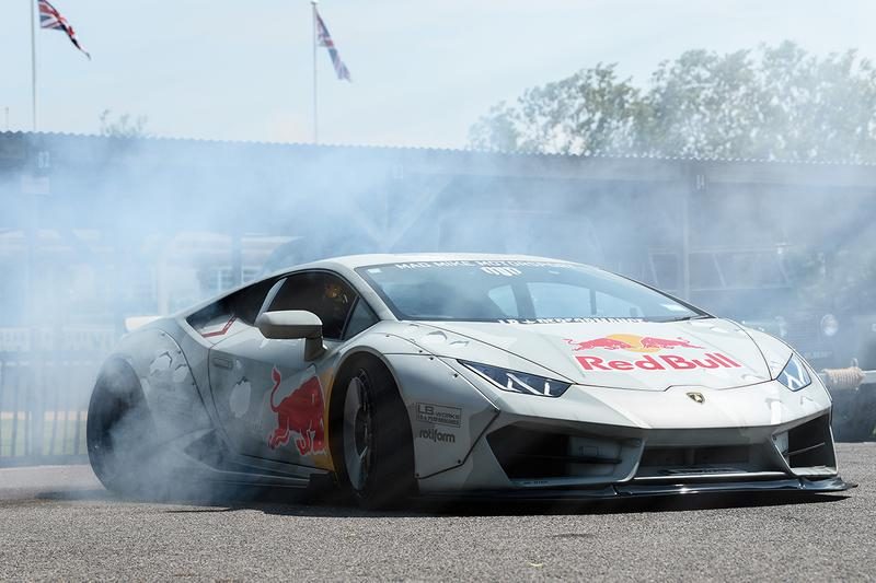 Mad Mike Debuts Lamborghini Huracán Drift Car | HYPEBEAST