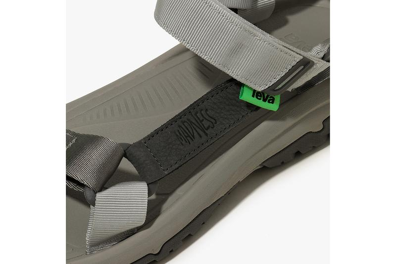 MADNESS x Teva HURRICANE XLT2 Sandal Straps Collaborative Footwear Summer 2019 Taiwan Invincible United Arrows Release Information