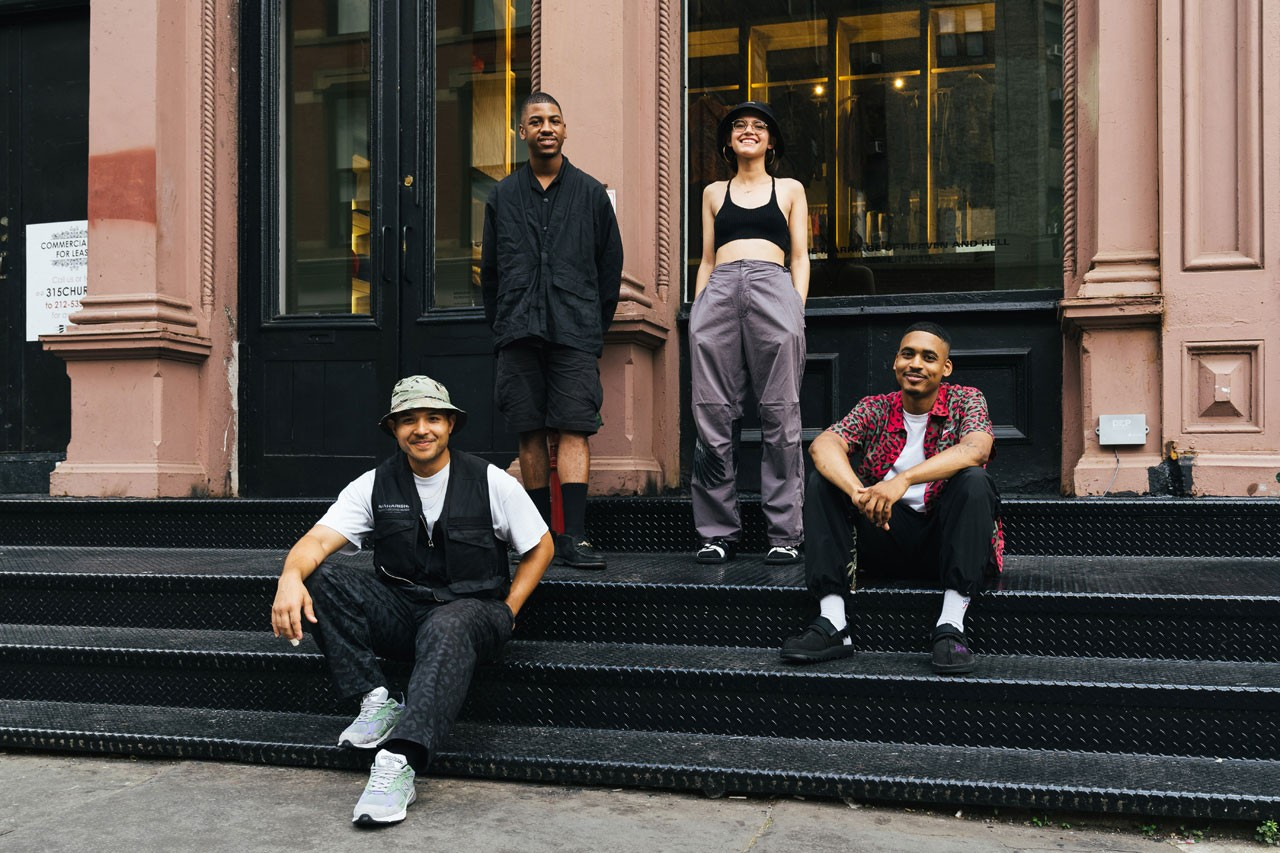 maharishi Tribeca NYC Staff Street Snaps Style interview feature