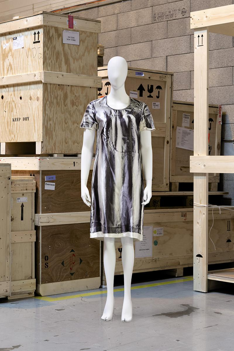 Maison Martin Margiela Personal Archive Auction Sotheby's Paris Collection Pieces 1988 - 2006 Playing Cards Waist Coat Closer Look Information