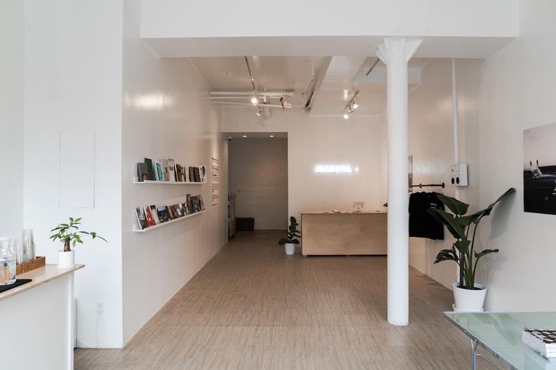 manual nyc photolab pop up dashwood books office coffee film photography