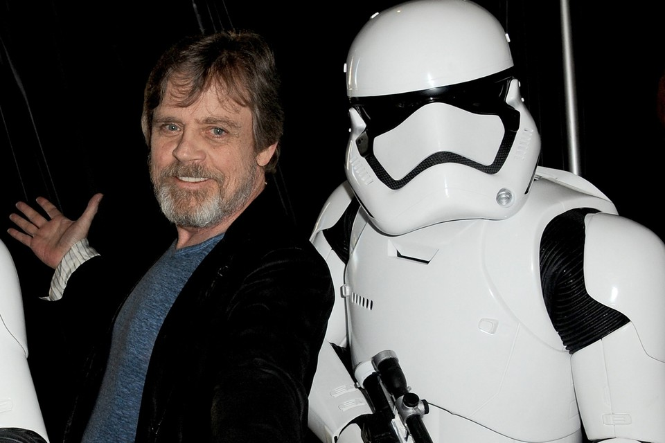 Mark Hamill Shares Clip of First 'Star Wars' Screen Test With Harrison Ford