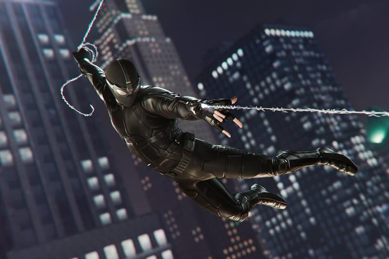 Marvel's Spider-Man PlayStation 4 Insomniac Games Spider-Man: Far From Home Marvel Studios