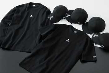 Picture of mastermind JAPAN & New Era Release All-Black Capsule Collection