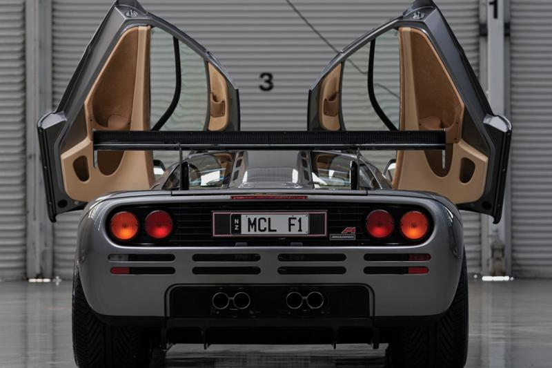 mclaren f1 lm specification monterey car week rm sothebys auction