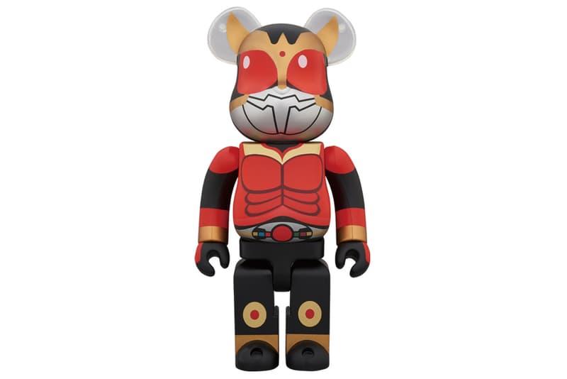 Medicom Toy Kamen Rider BE@RBRICK Bearbrick