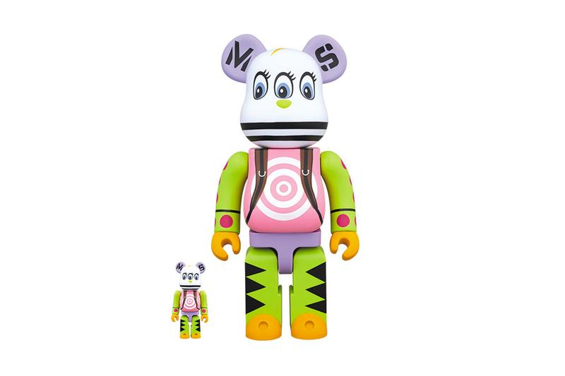Medicom Toy Sacai NASA master-piece Bearbrick Release Dr. Woo figures collectibles space Apollo 11