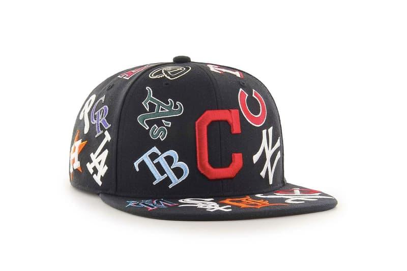 MLB 47 2019 All Star Game Cap Release Info major league baseball Chicago Logos