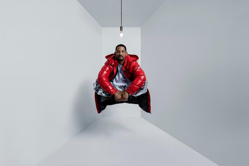 Will Smith Moncler Campaign Genius is Born Crazy Lookbook