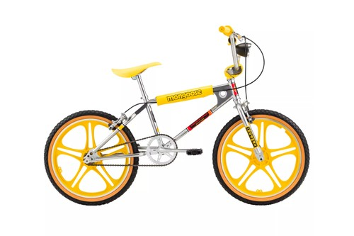 Mongoose Builds Max Mayfield's 'Stranger Things' BMX-Style Bicycle