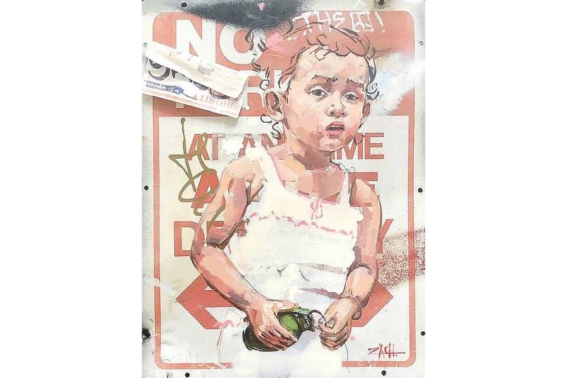 ernest zacharevic faile art nick walker sandra chevrier moniker culture exhibition artworks installations