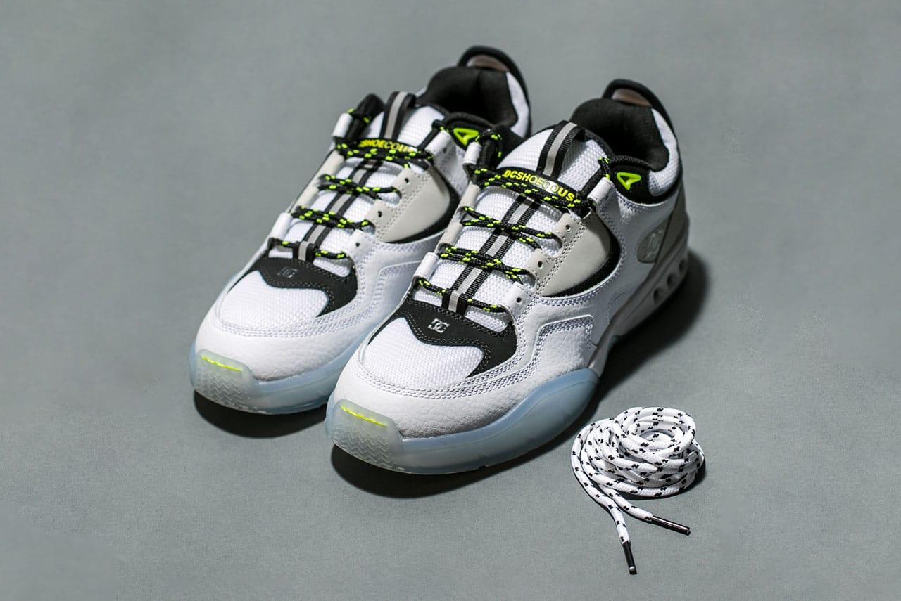 monkey time x DC Shoes Kalis Collab