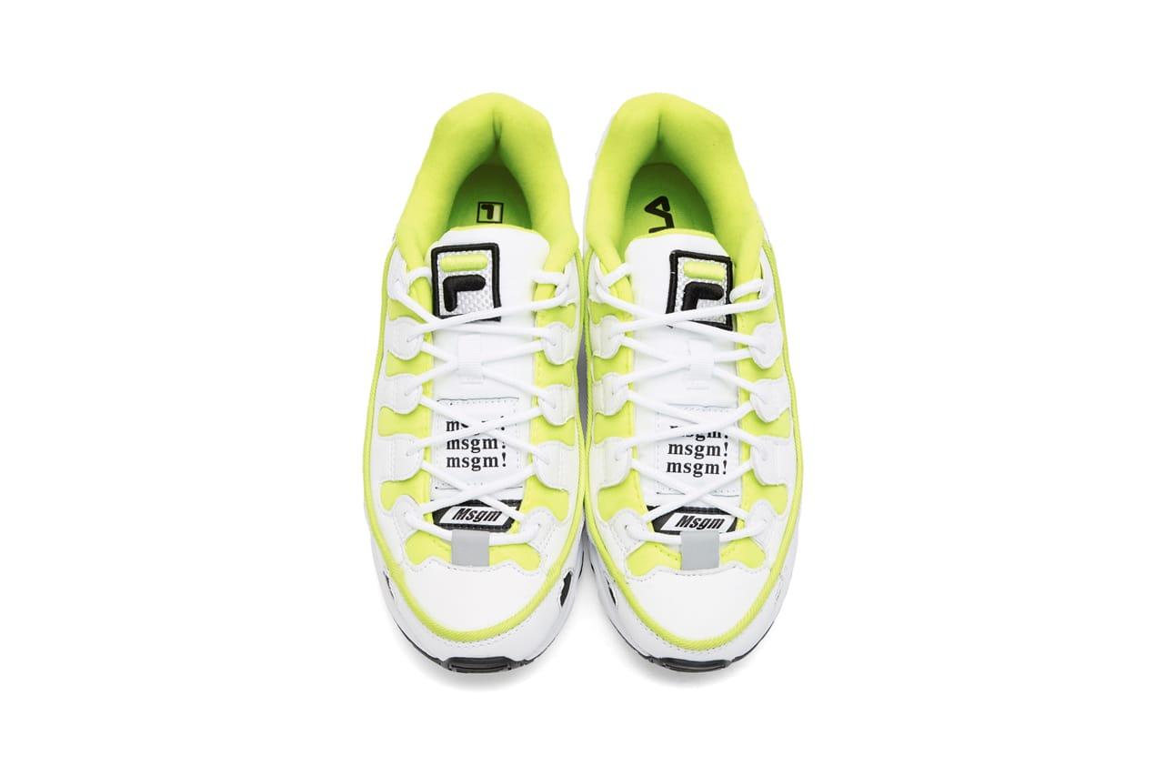 fila cycling shoes
