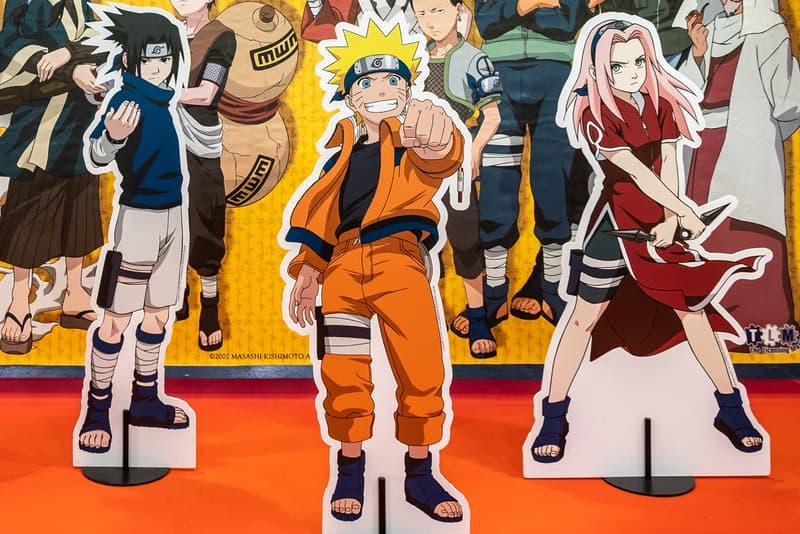 Naruto adidas Sneaker Collaboration Teaser Sakura Haruno Shippuden Release info Date