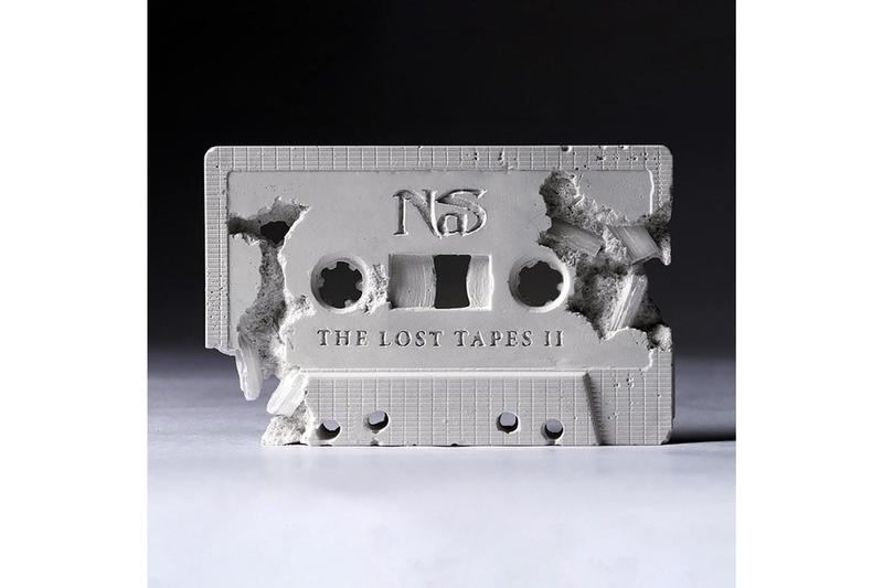 Nas The Lost Tapes 2 Album Stream listen now spotify apple music itunes soundcloud queens hip-hop new york rap boom bap