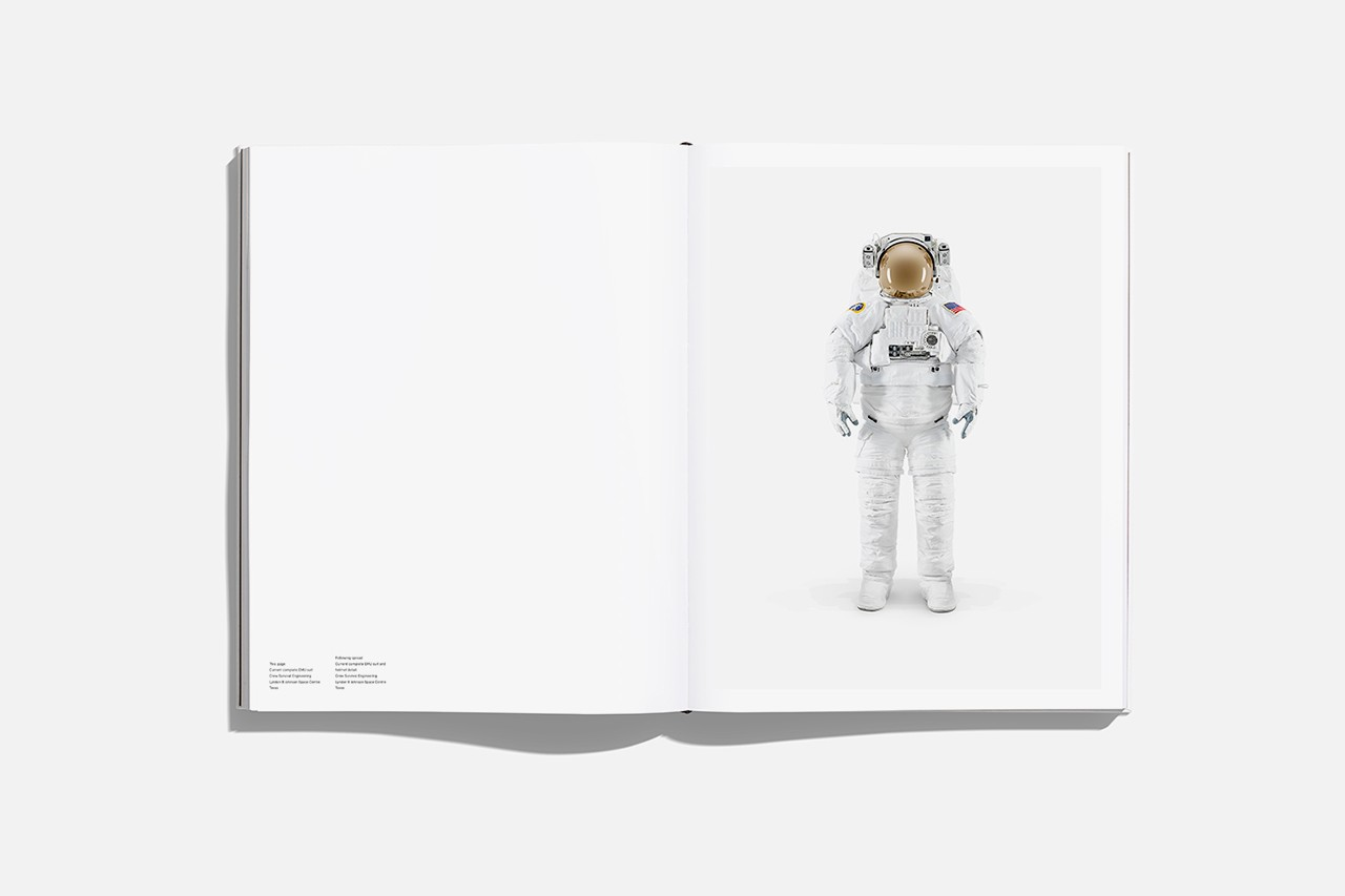 Benedict Redgrove 'NASA - Past and present dreams of the future' Apollo 11 50th Anniversary Photo Album Book Release Information Look Inside Nine Year Project Arts