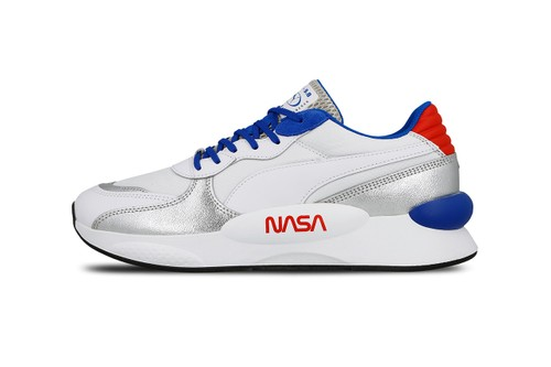 """PUMA Premieres NASA-Themed """"Space Explorer"""" CELL Alien and RS-X Pack"""