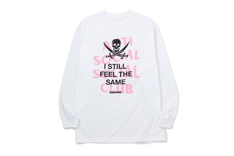 NEIGHBORHOOD & Anti Social Social Club Capsule  spring summer 2019 accessories cobra incense camber