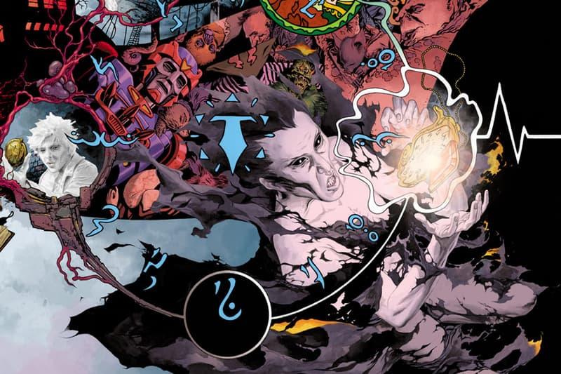 Neil Gaiman Sandman Netflix Originals David S. Goyer Good Omens American Gods DC Vertigo DC Comics