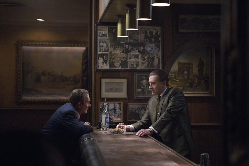Martin Scorsese's 'The Irishman' First Photos Netflix Film New york film festival robert deniro joe pesci al pacino crime drama