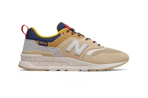 New Balance Reworks its 997H With Three Cordura-Lined Iterations