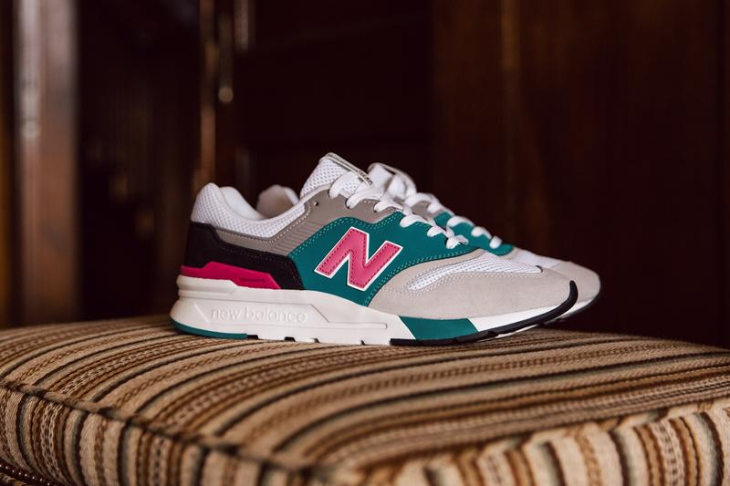 New Balance 997 Sport Runs In The Family Campaign New Balance 997 Sport Runs In The Family Campaign 997s