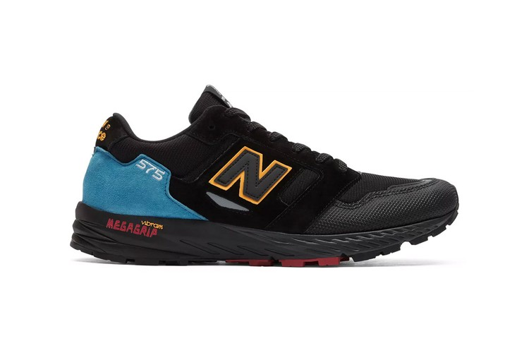 02883f0070299 New Balance's Urban Peak MTL575 Is a Vibram-Equipped Tactical Runner ·  Footwear