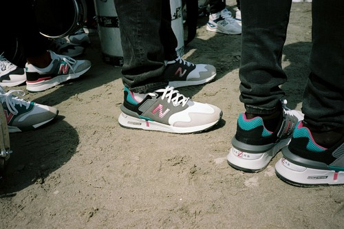 "New Balance & Patta Unite for ""Runs in the Family"" Lookbook"