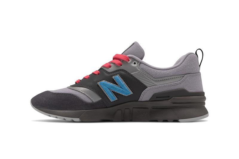 New Era New Balance Customizable 997 Sneaker 9FIFTY Cap Gray Black Orange Red Green Blue collaboration cm997h japan info buy release date july 26 2019